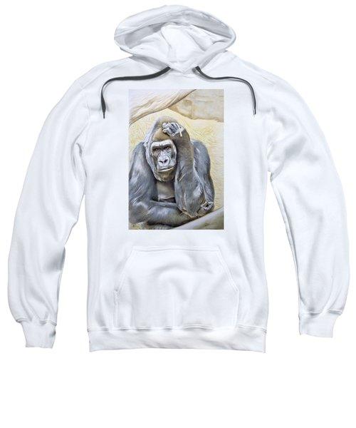 I Am In Big Trouble Sweatshirt