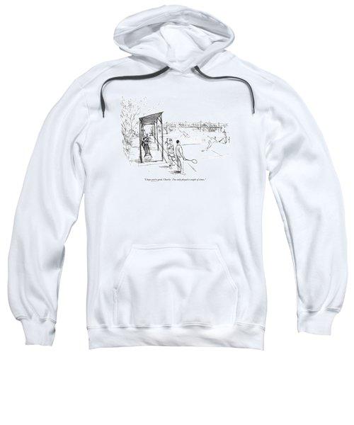 I Hope You're Good Sweatshirt