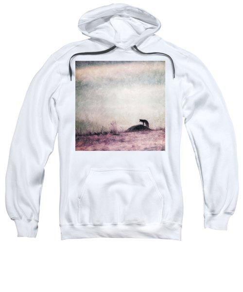 I Only Hear Silence Sweatshirt