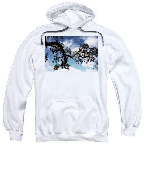 I Touch The Sky Sweatshirt