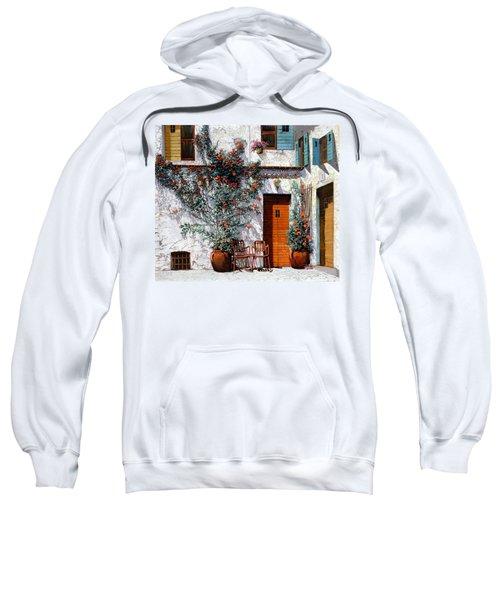 Il Cortile Bianco Sweatshirt