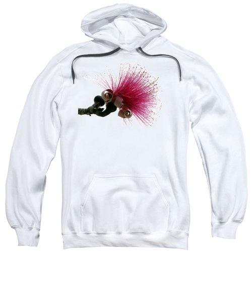 Im A Flower Sweatshirt