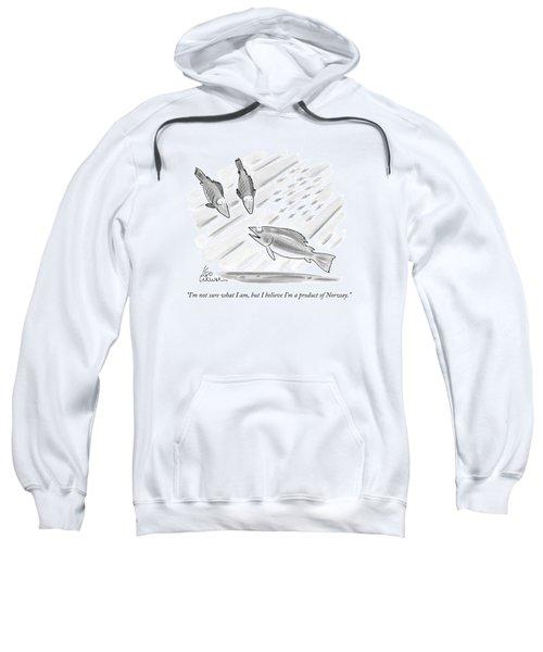 I'm Not Sure What Sweatshirt
