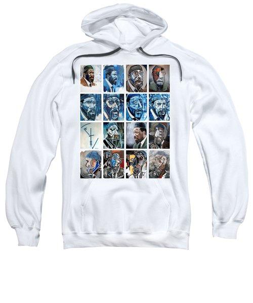 Improvised Metamorphoses Sweatshirt