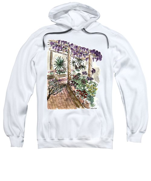 In The Greenhouse Sweatshirt