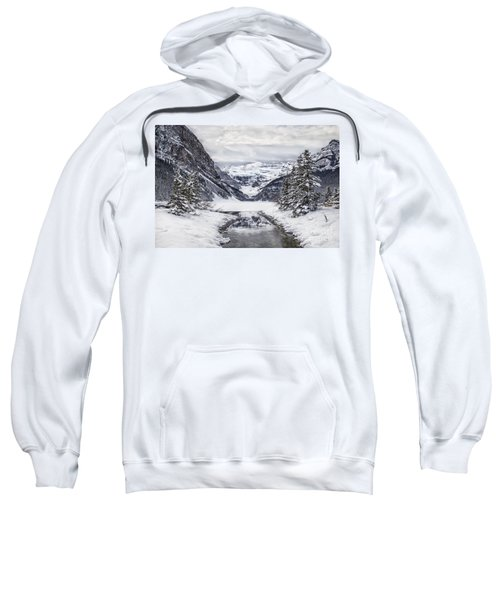 In The Heart Of The Winter Sweatshirt