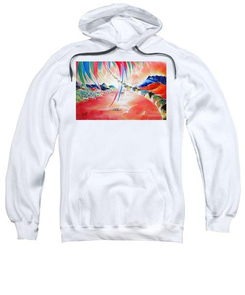In The Sunset Sweatshirt
