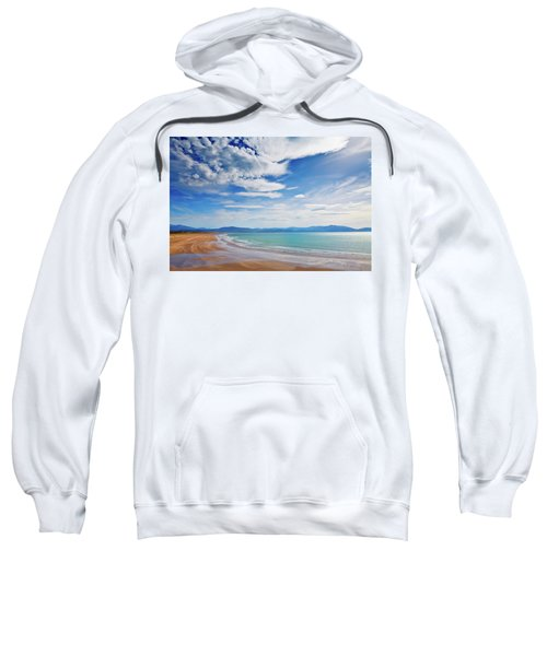 Inch Beach, Dingle Peninsula, County Sweatshirt