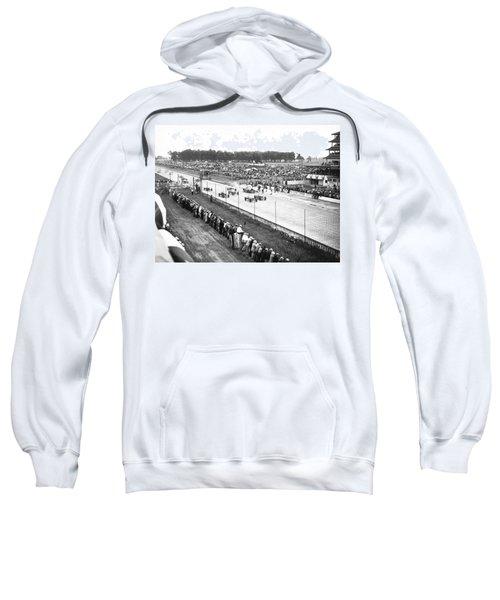 Indy 500 Auto Race Sweatshirt
