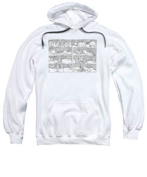 'ip Gissa Gul' Sweatshirt
