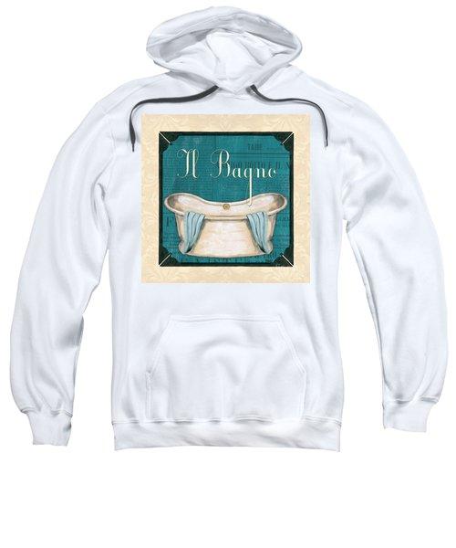 Italianate Bath Sweatshirt