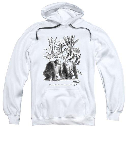 It's A Terrific Look Sweatshirt