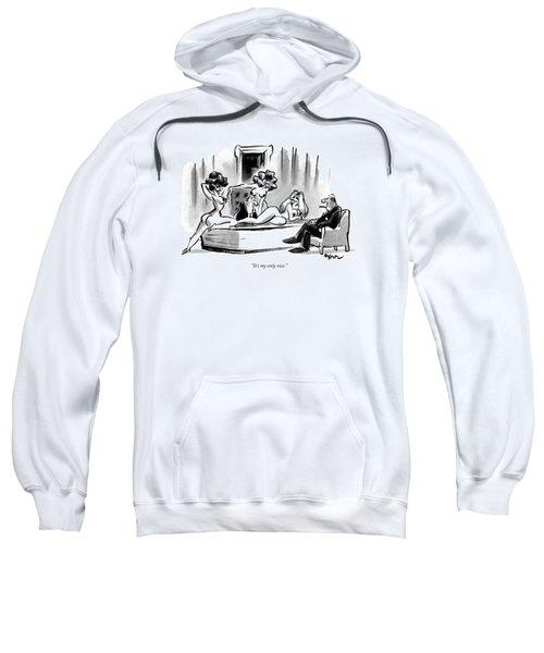 It's My Only Vice Sweatshirt
