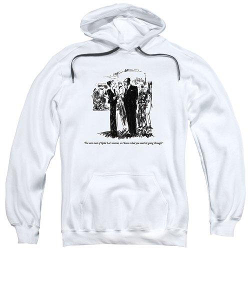 I've Seen Most Of Spike Lee's Movies Sweatshirt