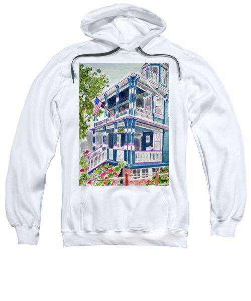 Jackson Street Inn Of Cape May Sweatshirt