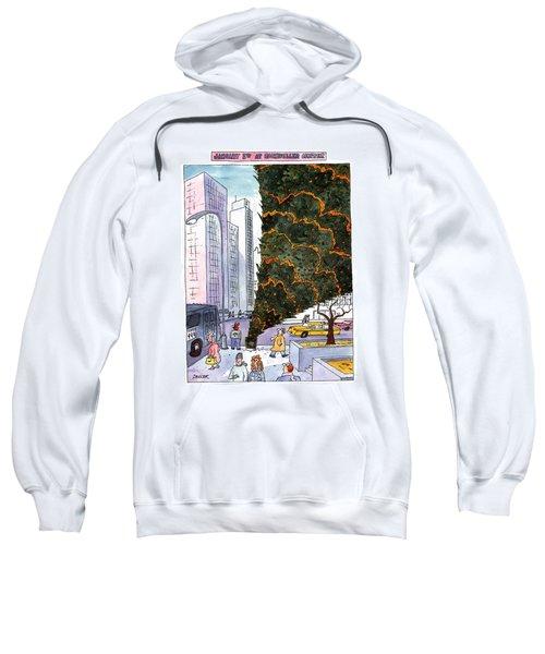 January 3rd At Rockefeller Center Sweatshirt