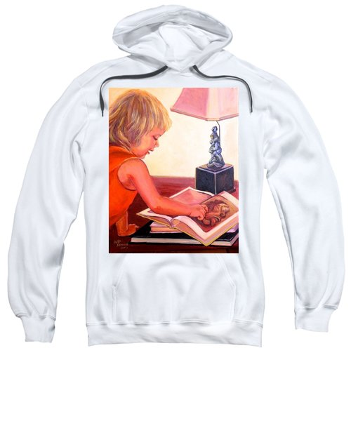 Jojo And Renoir Sweatshirt