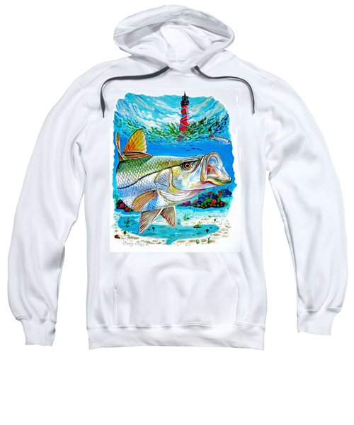Jupiter Snook Sweatshirt