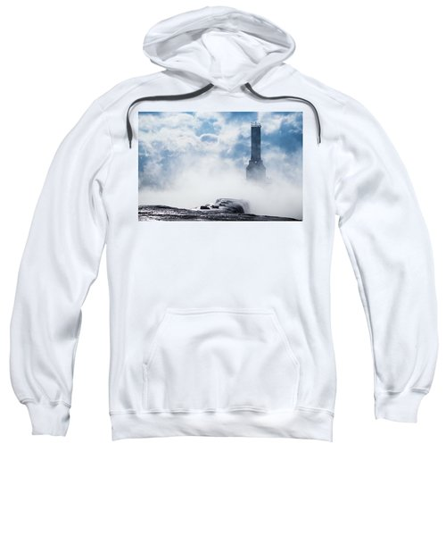 Just Cold And Disappear Sweatshirt