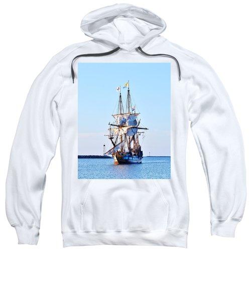 Kalmar Nyckel Tall Ship Sweatshirt