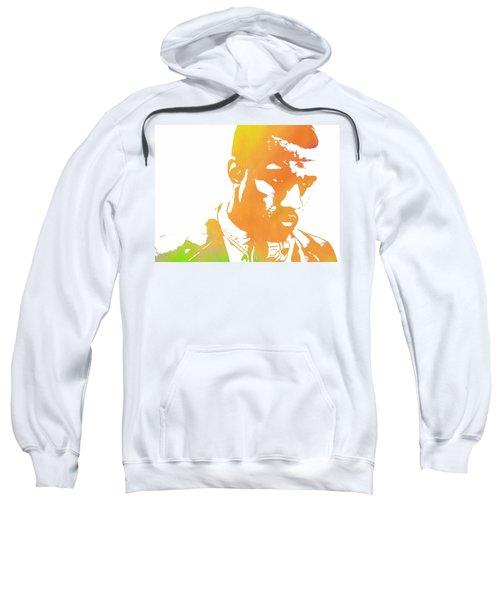 Kanye West Pop Art Sweatshirt by Dan Sproul
