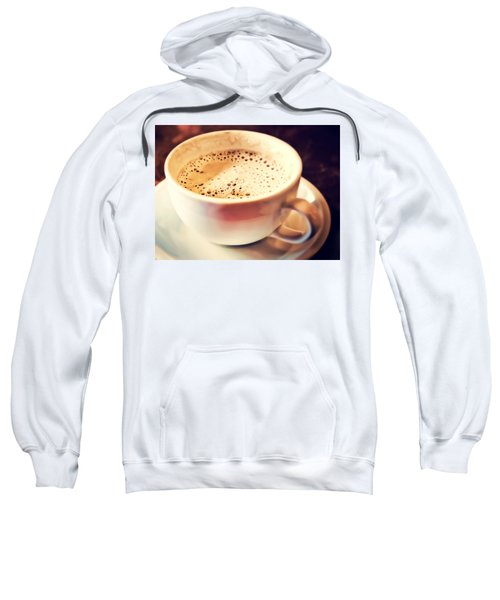 Kick Starter Sweatshirt