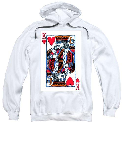 King Of Hearts 20140301 Sweatshirt