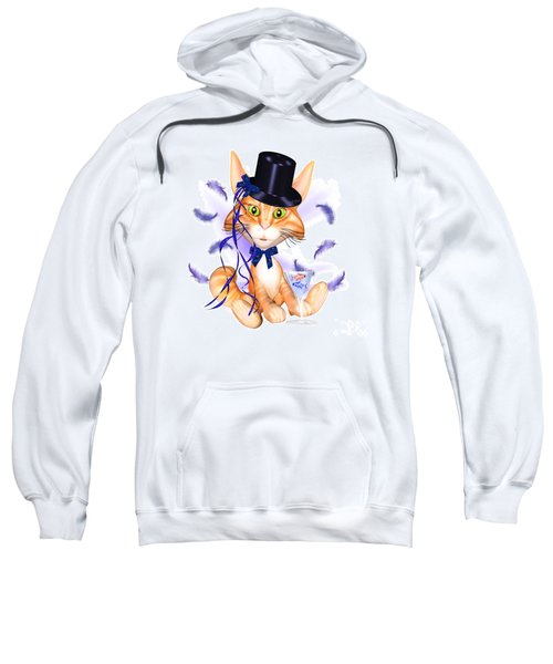 Kitticat Party Design Sweatshirt