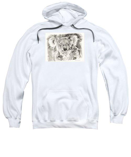 Koala Garage Girl Sweatshirt by Remrov