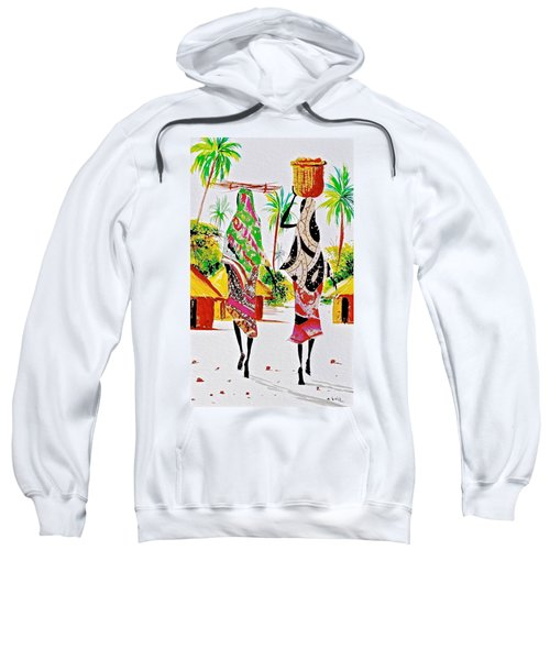 L 122 Sweatshirt