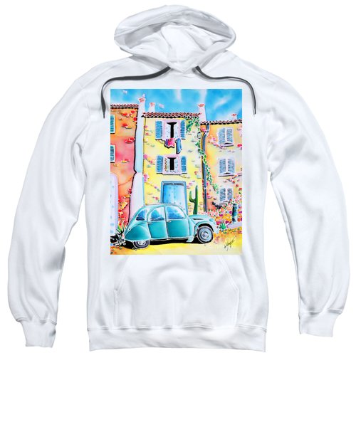 La Maison De Copain Sweatshirt