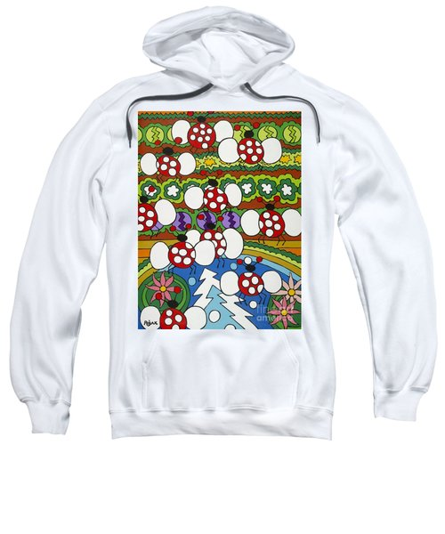 Lady Bugs Sweatshirt