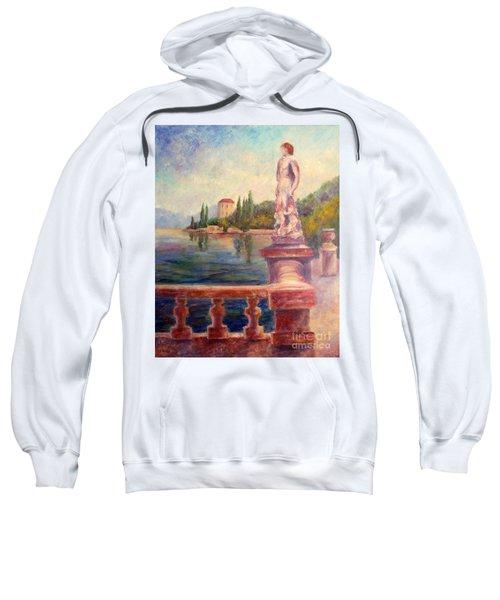 Lake Como View Sweatshirt