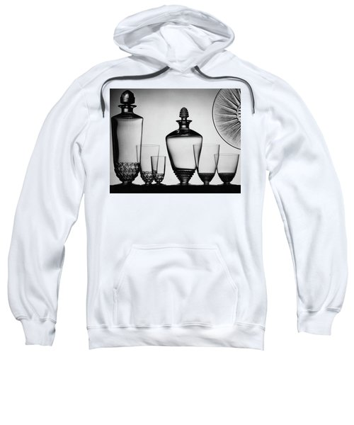 Lalique Glassware Sweatshirt