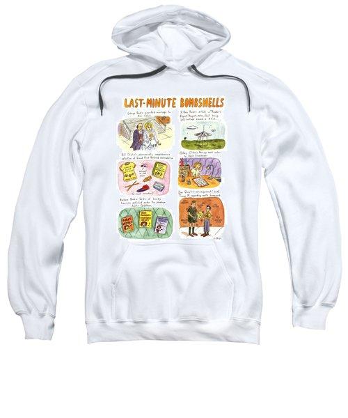 Last-minute Bombshells Sweatshirt