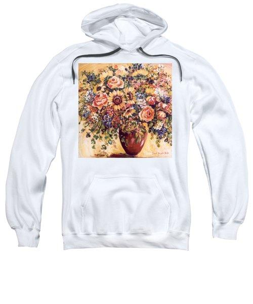 Late Summer Bouquet Sweatshirt
