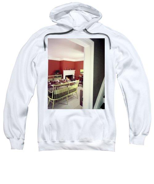 Laurens W. Macfarland's Dining Room Sweatshirt