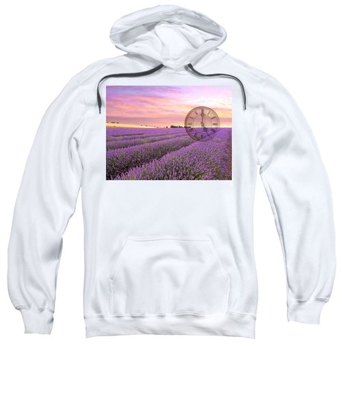 Lavender Time Sweatshirt