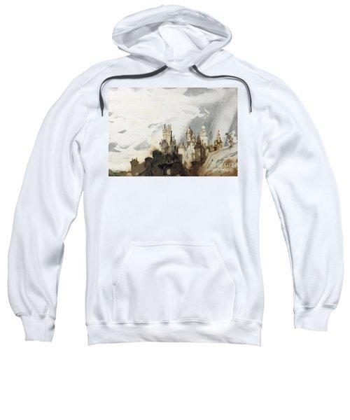 Le Gai Chateau Sweatshirt