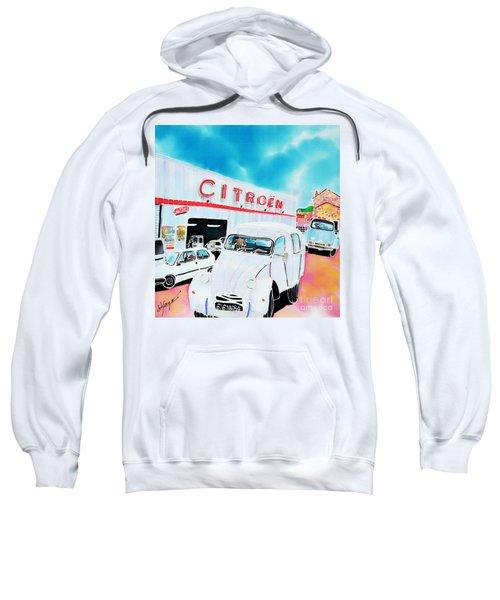 Le Garage Sweatshirt