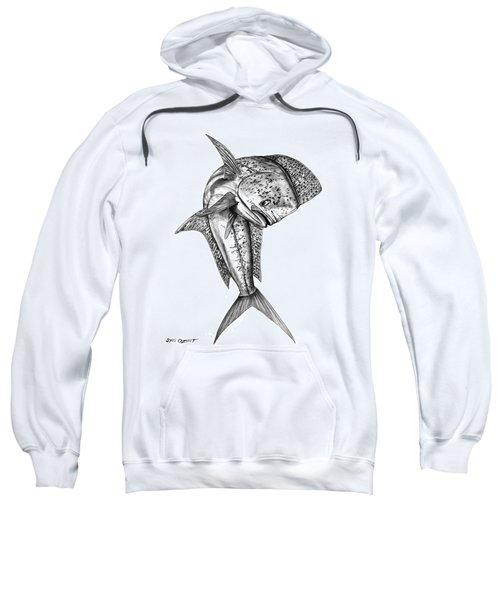 Leaping Dolphin  Sweatshirt