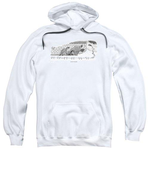 Learn Tracking Sweatshirt