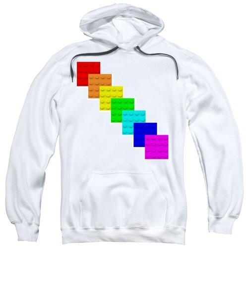 Lego Box White Sweatshirt