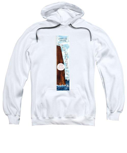 'lemming Drops' Sweatshirt