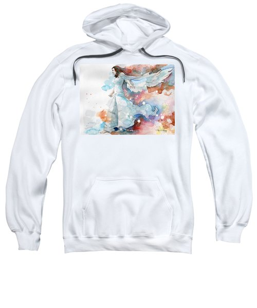 Life The Universe And Everything Sweatshirt