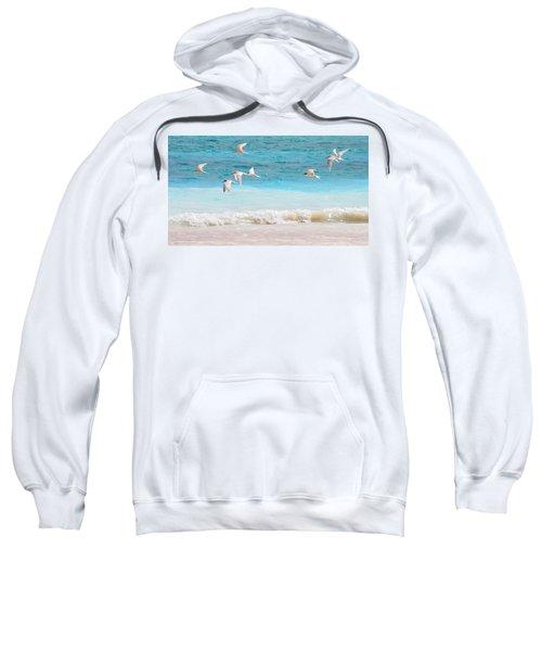 Like Birds In The Air Sweatshirt
