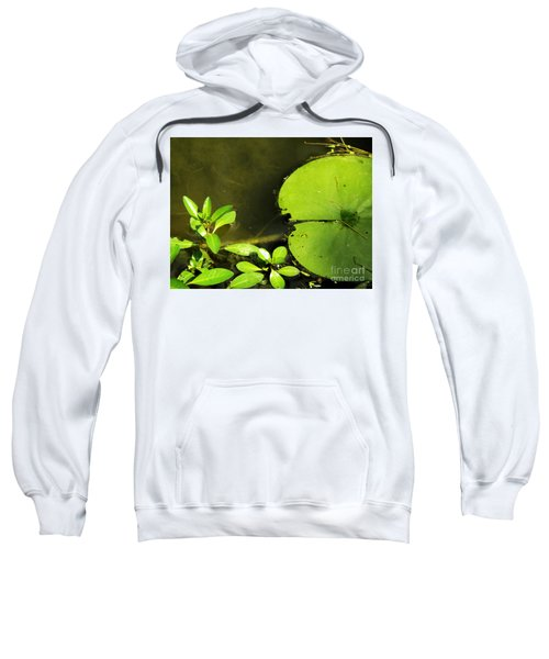 Lily Pad Sweatshirt