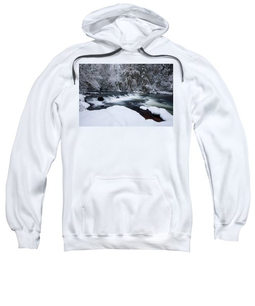 Little Fall Creek Winter Sweatshirt