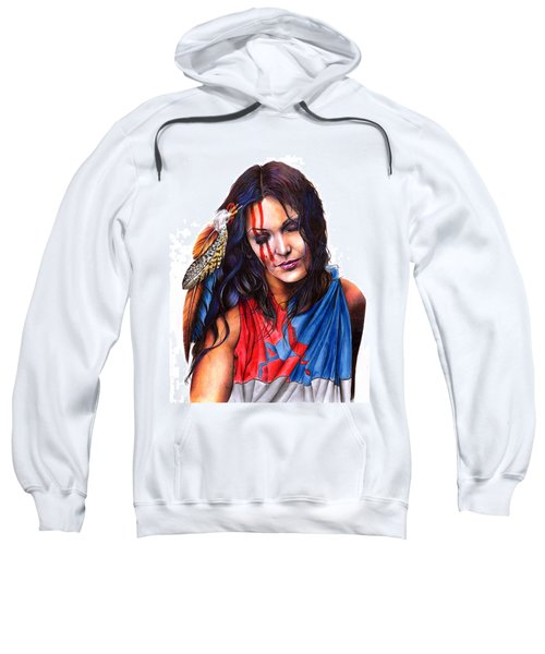 Living In Two Worlds Sweatshirt