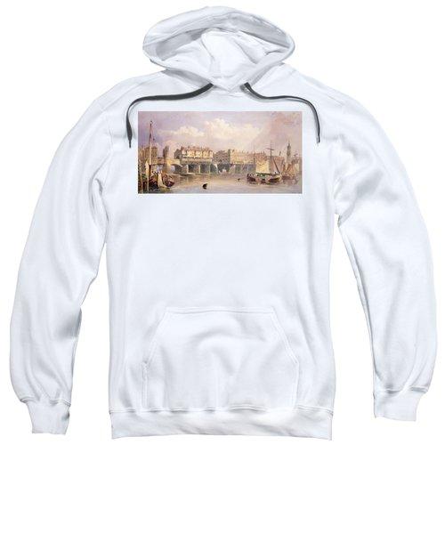 London Bridge, 1835 Sweatshirt
